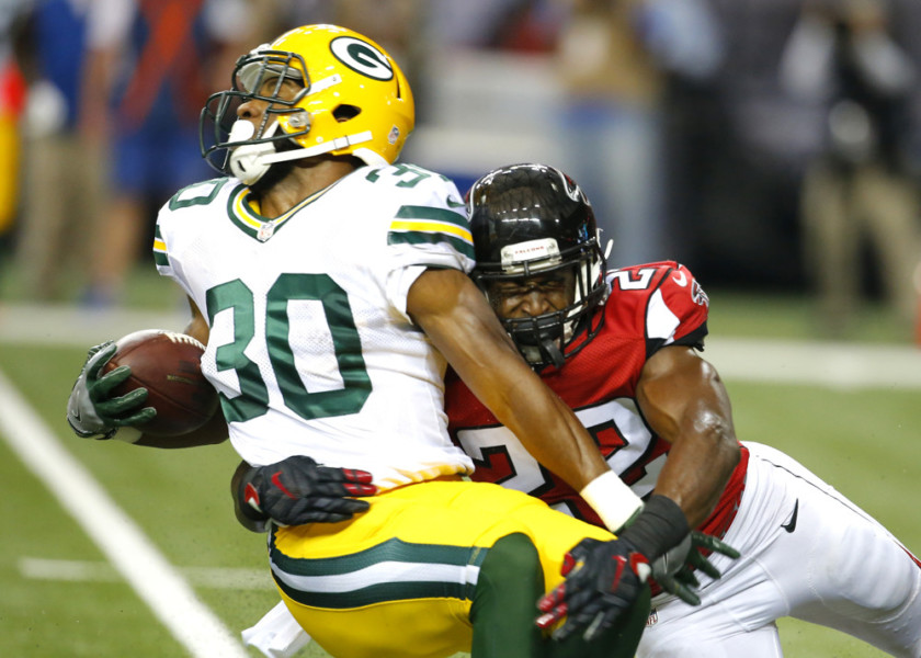 NFL: OCT 30 Packers at Falcons