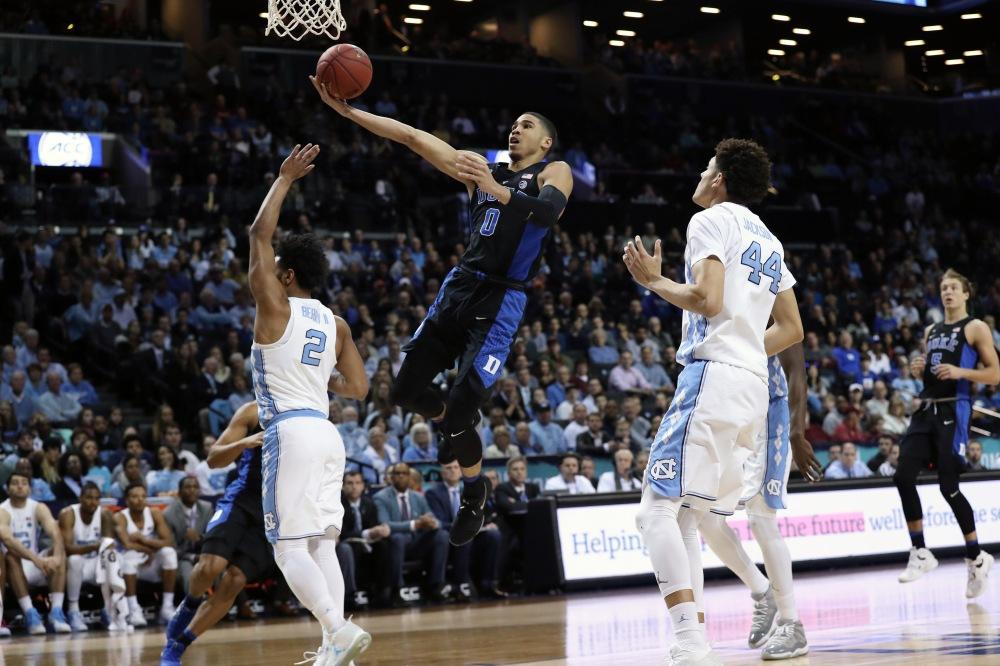 NCAA Basketball: ACC Conference Tournament-North Carolina vs Duke