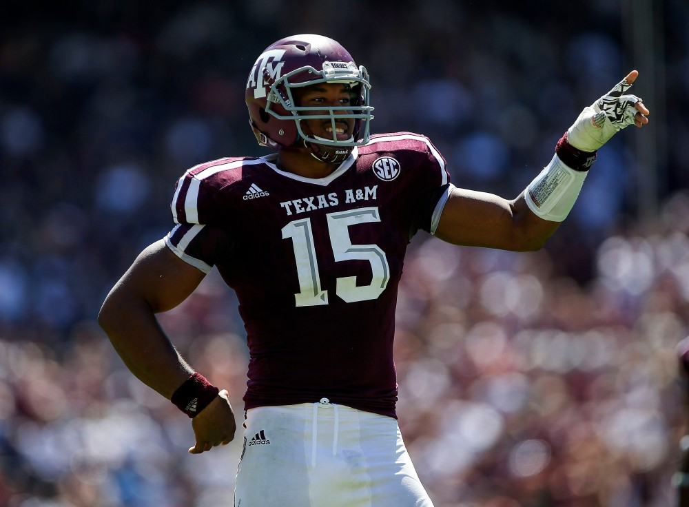 NCAA Football: Nevada at Texas A&M